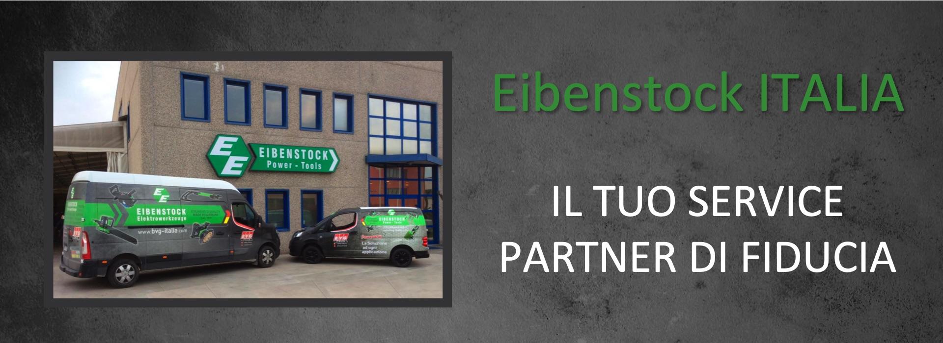 Service Partner BVG Italia Eibenstock