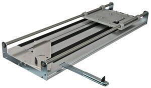 foto prodotto 1 - Banco da taglio ETT 700 per EDS 125  Lunghezza max di taglio 700 mm