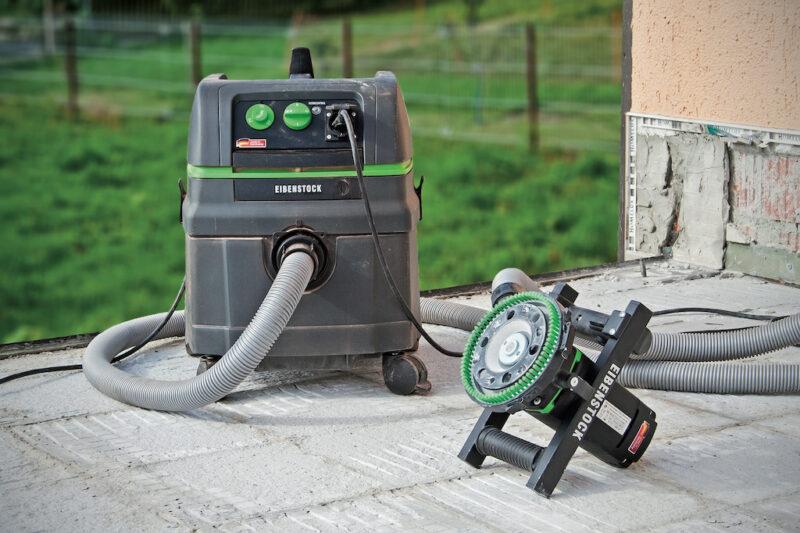 foto applicazione 1 - Aspirapolvere industriale DSS 25 M